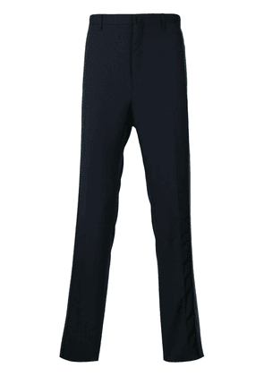 Lanvin classic tailored trousers - Blue