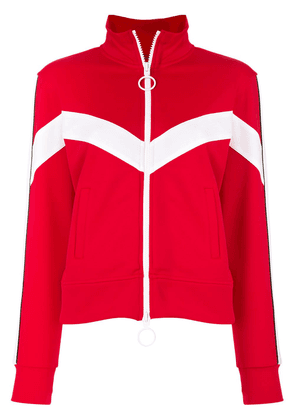 Off-White technical track jacket - Red