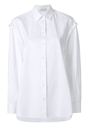 Cédric Charlier button up shirt - White