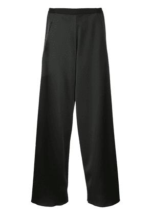 Christopher Esber bias cut trousers - Black