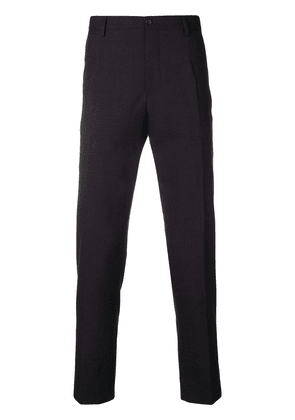 Dolce & Gabbana tailored slim-fit trousers - Blue