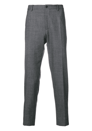 Dolce & Gabbana cropped tailored trousers - Grey