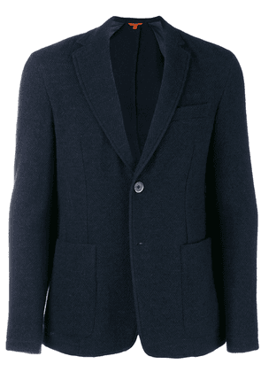 Barena classic fitted blazer - Blue