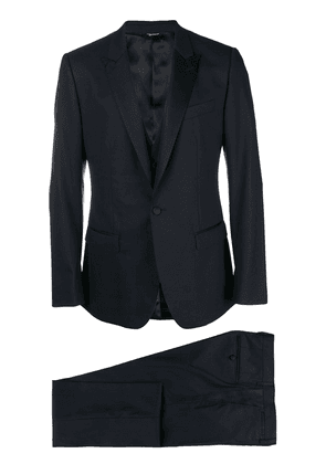 Dolce & Gabbana two-piece dinner suit - Blue
