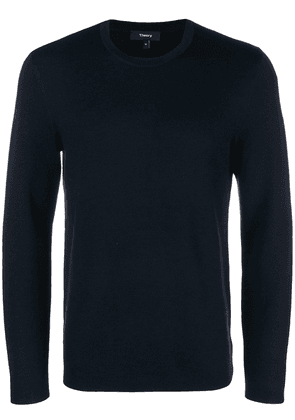 Theory basic jumper - Blue