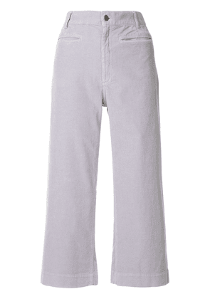 A.L.C. cropped trousers - Pink