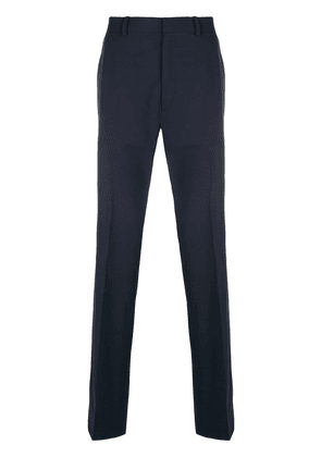 Theory plain tailored trousers - Blue