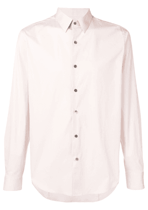 Theory Sylvain Wealth shirt - Neutrals