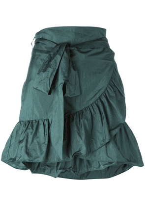 Isabel Marant Aurora mini skirt - Green