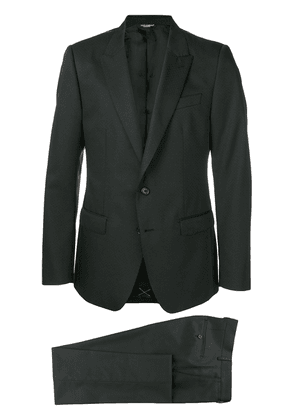 Dolce & Gabbana two piece formal suit - Black