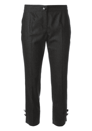 Dolce & Gabbana cropped trousers - Grey