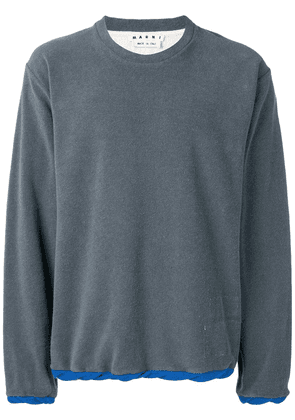 Marni oversized sweater - Grey