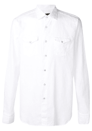 Dell'oglio relaxed fit shirt - White