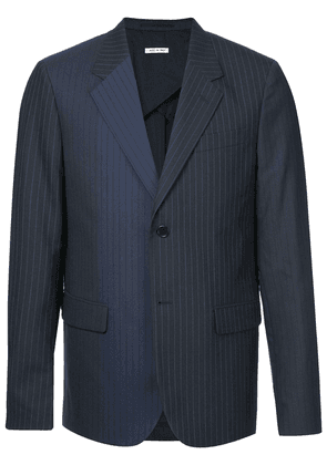 Marni fitted suit jacket - Blue