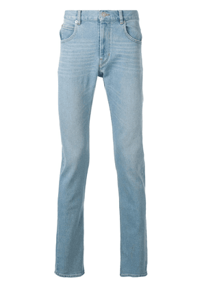Isabel Marant classic slim-fit jeans - Blue