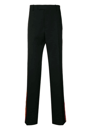 Calvin Klein 205W39nyc tailored trousers with stripe detail - Black