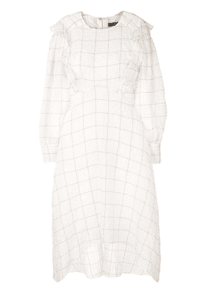 Isabel Marant Adonis dress - Neutrals