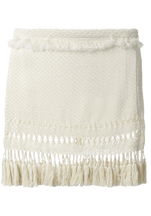 Isabel Marant 'Tifen' skirt - White