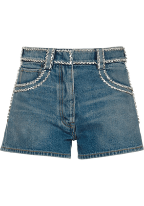 Prada Denim shorts - Blue