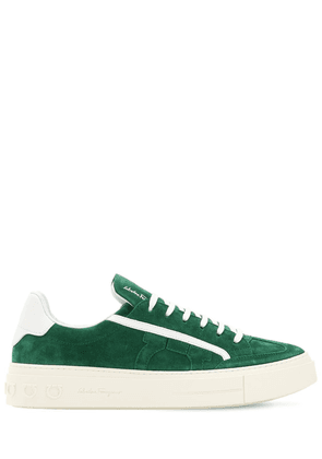 30mm Borg Suede Sneakers