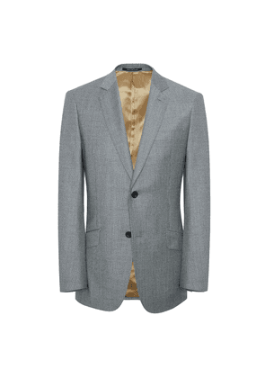 Richard James Grey Wool and Cashmere Seishin Saxony Prince of Wales Suit