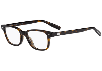 063184be6ef14 Dior Homme Blacktie Tortoiseshell Square Frames with Clear Lenses Eyewear  224 086