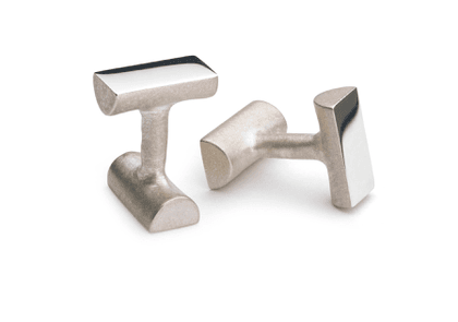 Alice Made This Bancroft Solid Silver Cufflinks