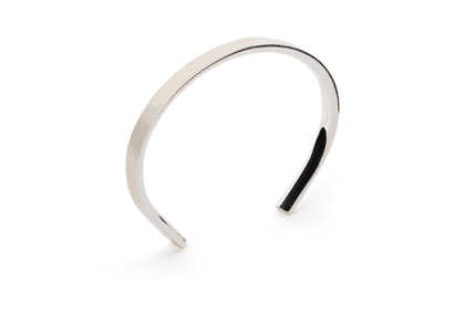 Alice Made This Bancroft M6 Solid Silver Bracelet