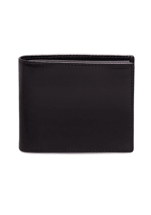 Purple Sterling Calf Leather Wallet