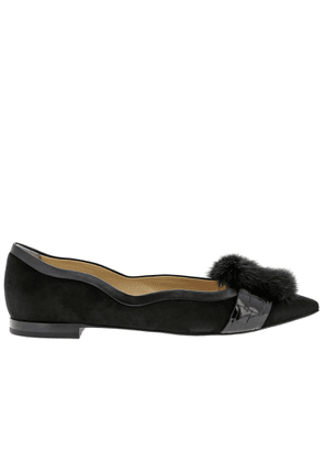 Ballet Pumps Shoes Women Benedetta Boroli