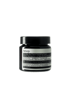 Aesop Camellia Nut Facial Hydrating Cream in Beauty: NA.
