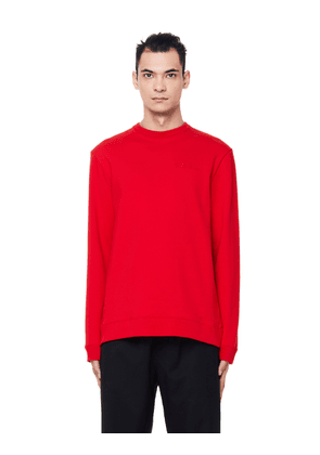 Raf Simons Cotton Printed Sweatshirt
