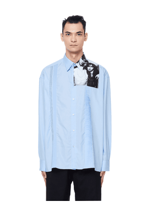 Raf Simons Cotton Printed Shirt