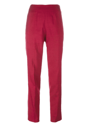 Emilio Pucci Vintage high waist trousers - Pink