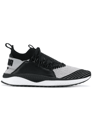Puma woven lace-up sneakers - Black