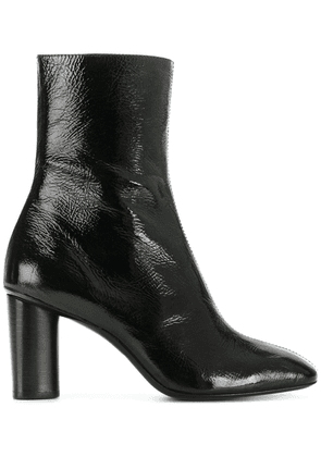 Barbara Bui front seam ankle boots - Black