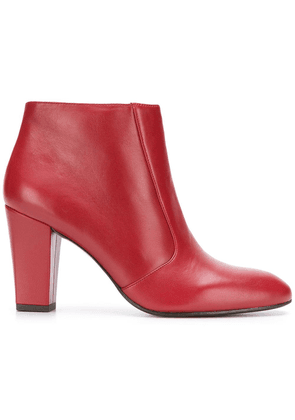 Chie Mihara Huba heeled ankle boots - Red