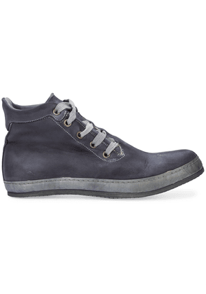 A Diciannoveventitre distressed sneakers - Grey