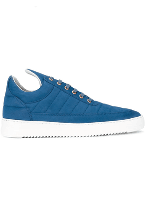 Filling Pieces padded sneakers - Blue