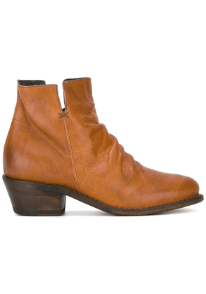 Fiorentini + Baker ankle boots - Neutrals