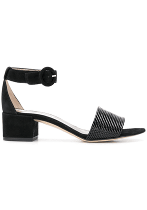 Agl ankle strap sandals - Black