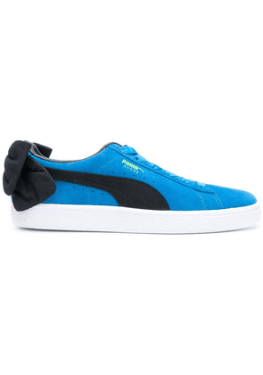 Puma bow detail sneakers - Blue