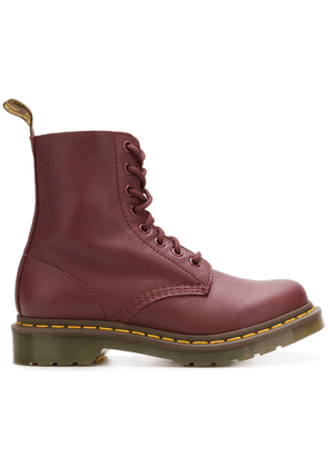 Dr. Martens 1460 Pascal Virgina boots - Red