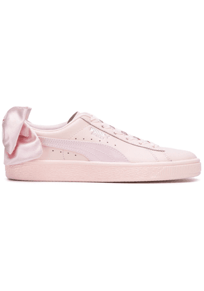 Puma Basket bow sneakers - Pink