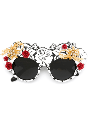 Dolce & Gabbana Eyewear 'Mama's Brocade' limited edition sunglasses -
