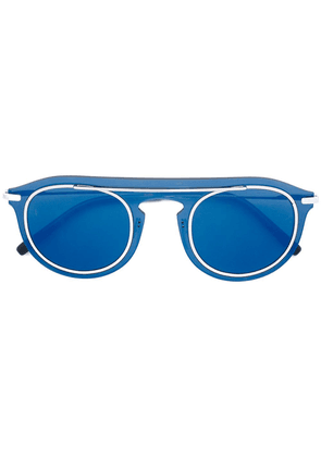 Dolce & Gabbana Eyewear aviator sunglasses - Blue