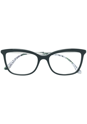 Dolce & Gabbana Eyewear cat eye glasses - Grey