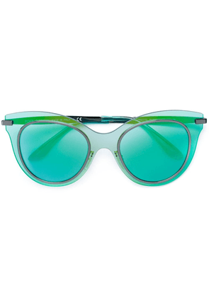 Dolce & Gabbana Eyewear cat-eye sunglasses - Green