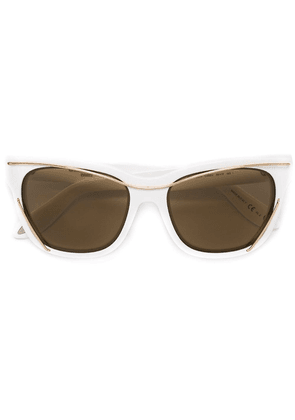 Givenchy Eyewear Givenchy Wire sunglasses - White