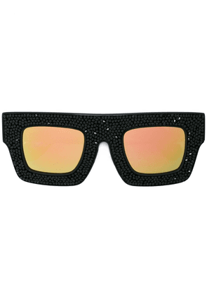 Anna Karin Karlsson 'Mr. 5AM poems' sunglasses - Black